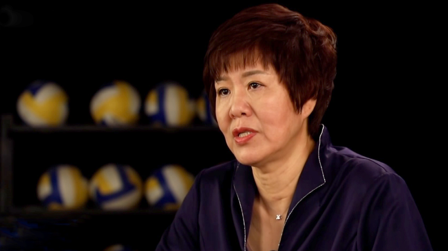 China Women S Volleyball Coach Lang Ping Just Focus On Your Own Way Cgtn