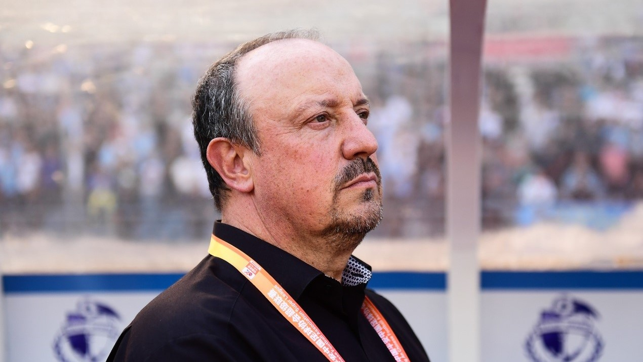 CSL Dalian Pro coach Benitez is wary of new schedule's intensity - CGTN