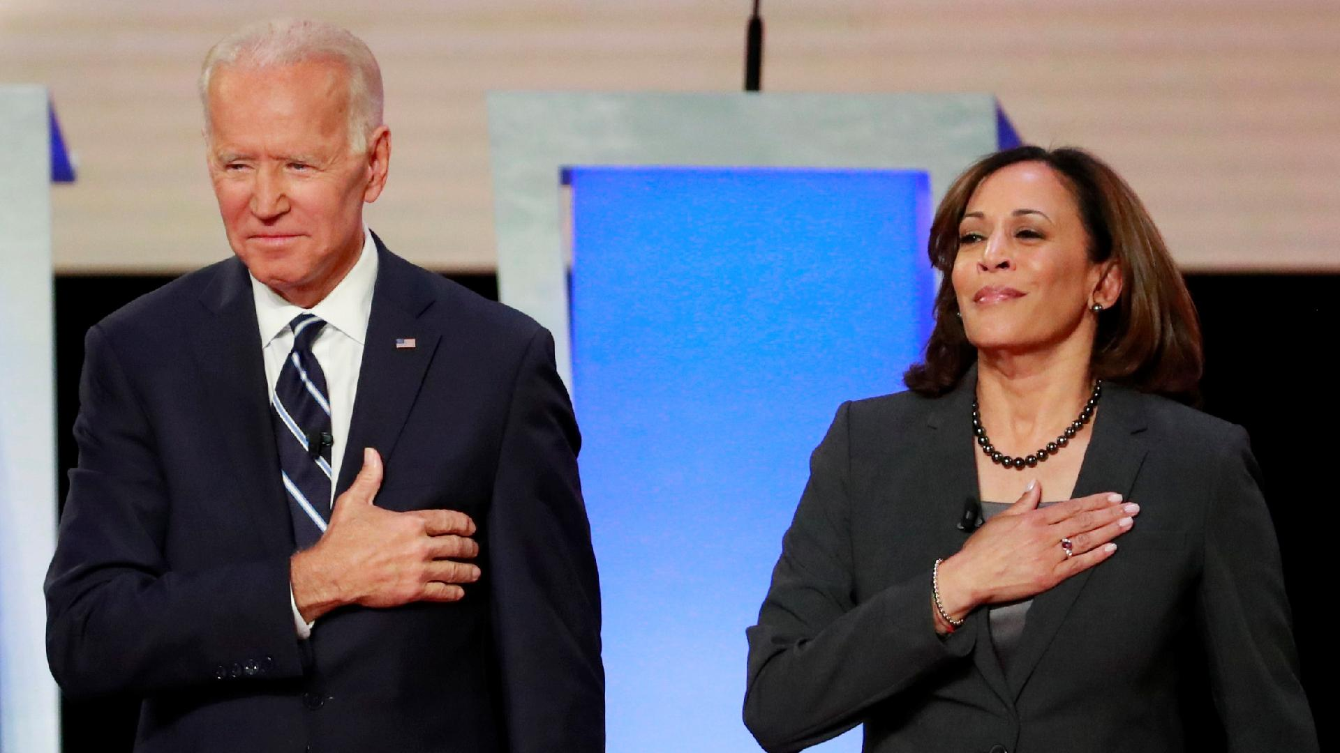US Election: Nana Addo, John Mahama Congratulate Biden and Harris