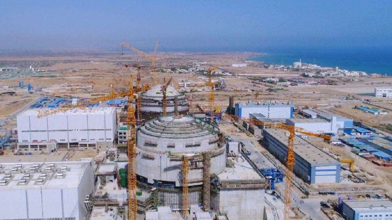 First overseas nuclear reactor using HPR 1000 completes thermal test - CGTN