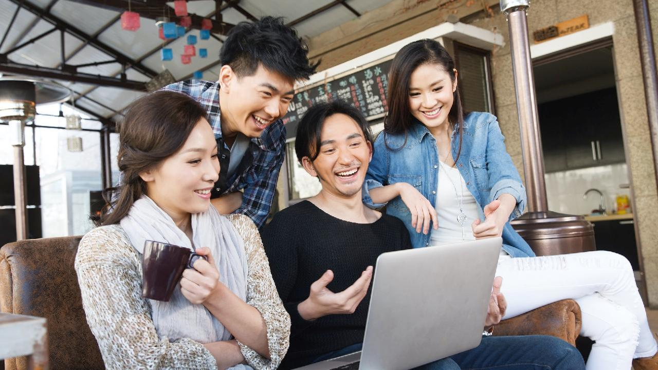 Photo of Chinese young people pursuing entrepreneurship are on the rise