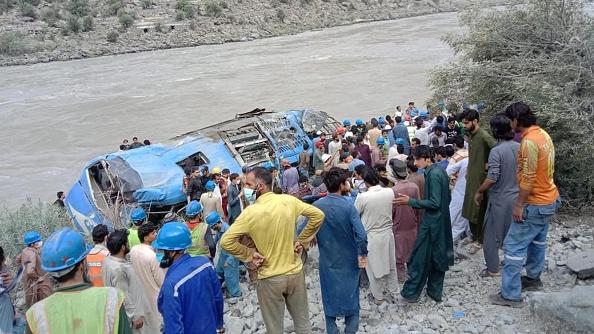 China reaffirms counter-terrorism stance amid Pakistan bus blast probe -  CGTN