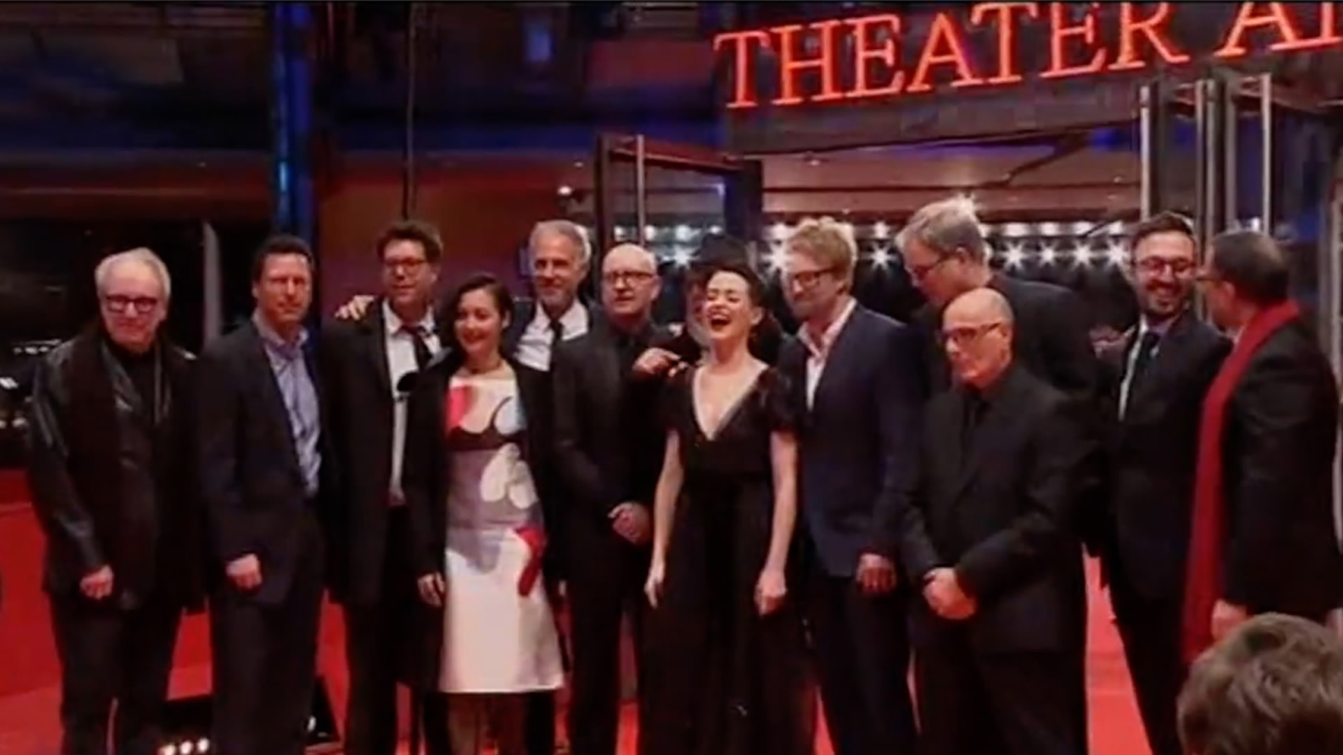 Stars gather in Berlin to celebrate excellence in cinema