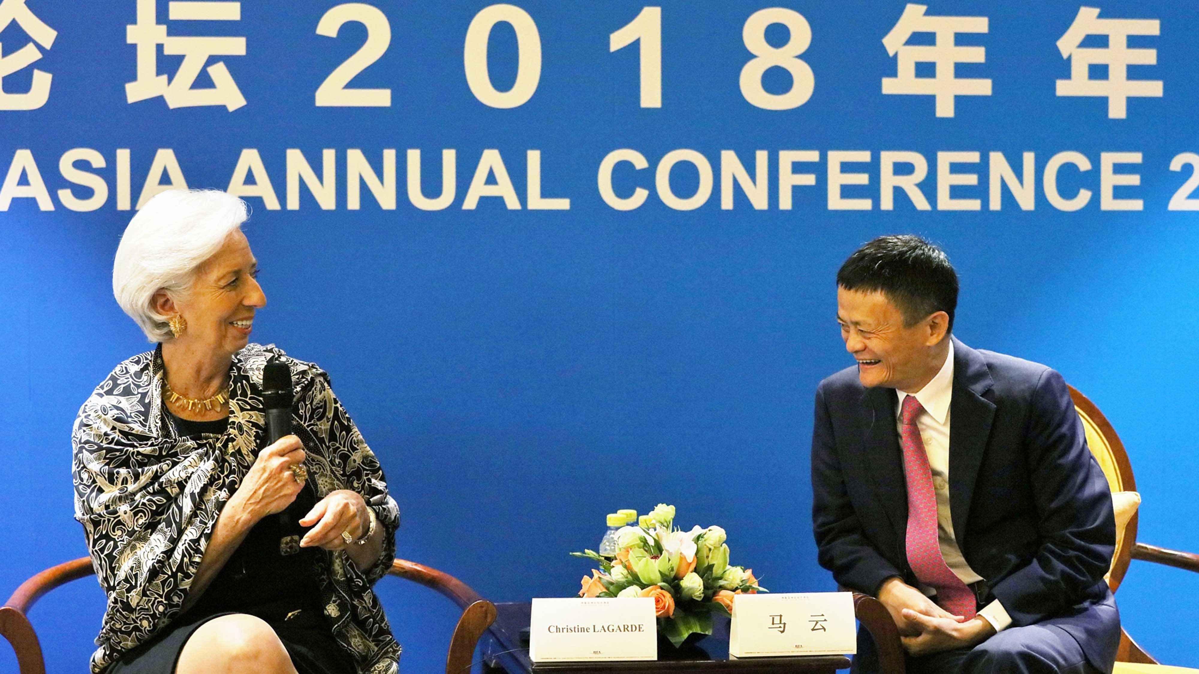 Alibaba's Jack Ma: Nobody can stop globalization