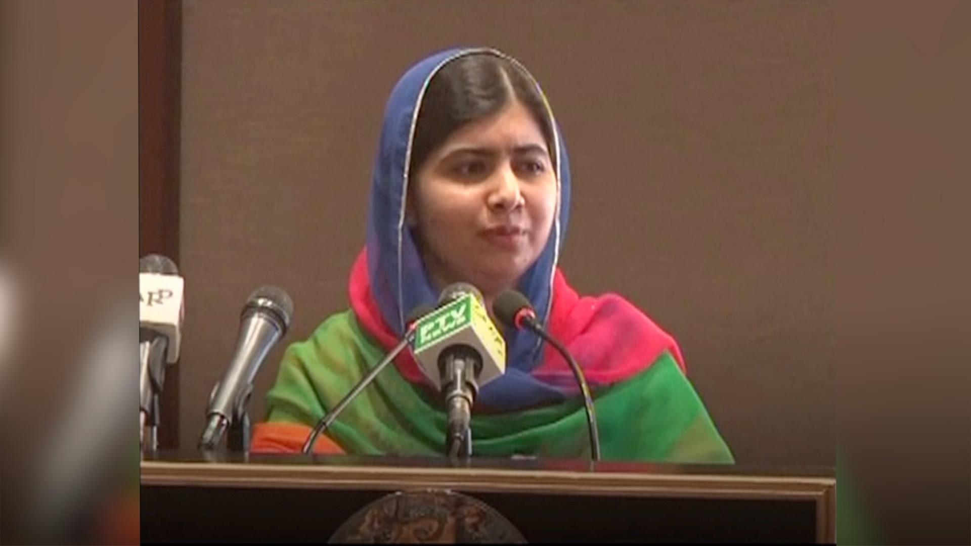 malala yousafzai nobel prize speech pdf