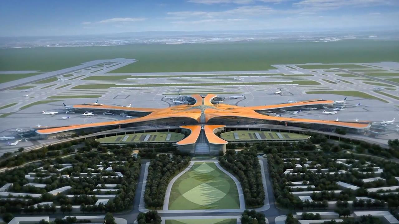 Resultado de imagen para new beijing airport