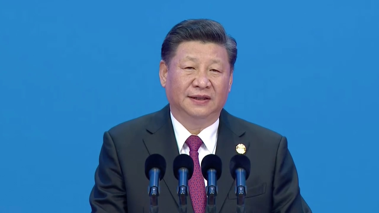 President Xi announces new measures to advance China's reform and opening-up
