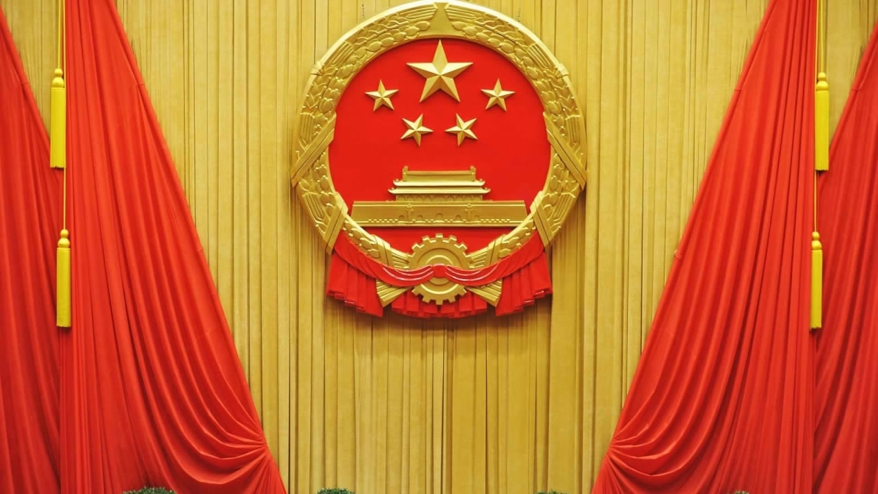 Li Zhanshu elected chairman of NPC Standing Committee