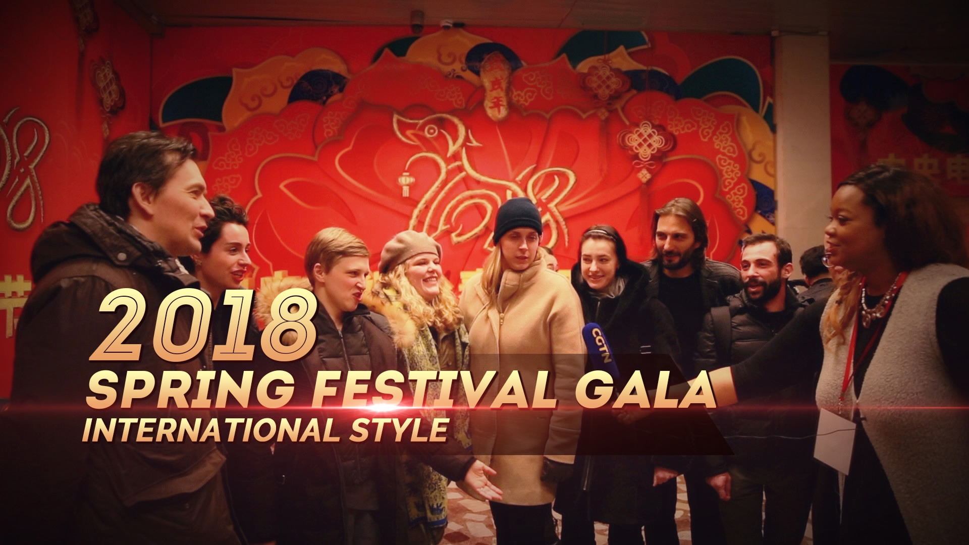 the spring festival gala A skit in the annual lunar new year gala, which is broadcast live to millions, aimed to accentuate african ties but many found the portrayals offensive.