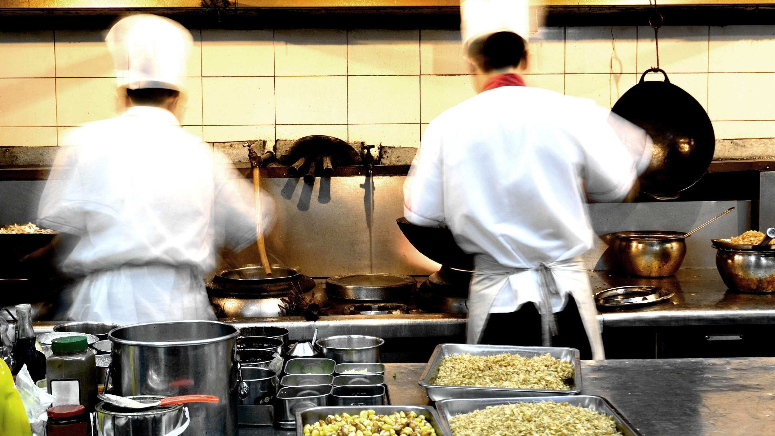 E-commerce platforms a lifeline for catering staff amid outbreak - CGTN