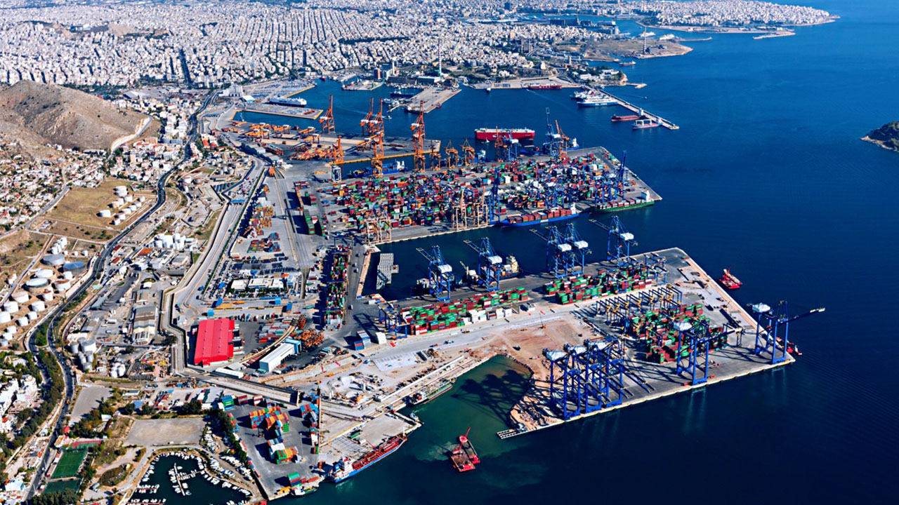 Piraeus, Where The Maritime Silk Road Meets Land