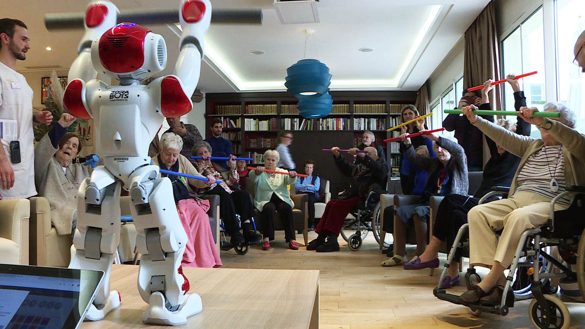 casa de tranzacționare a robotilor