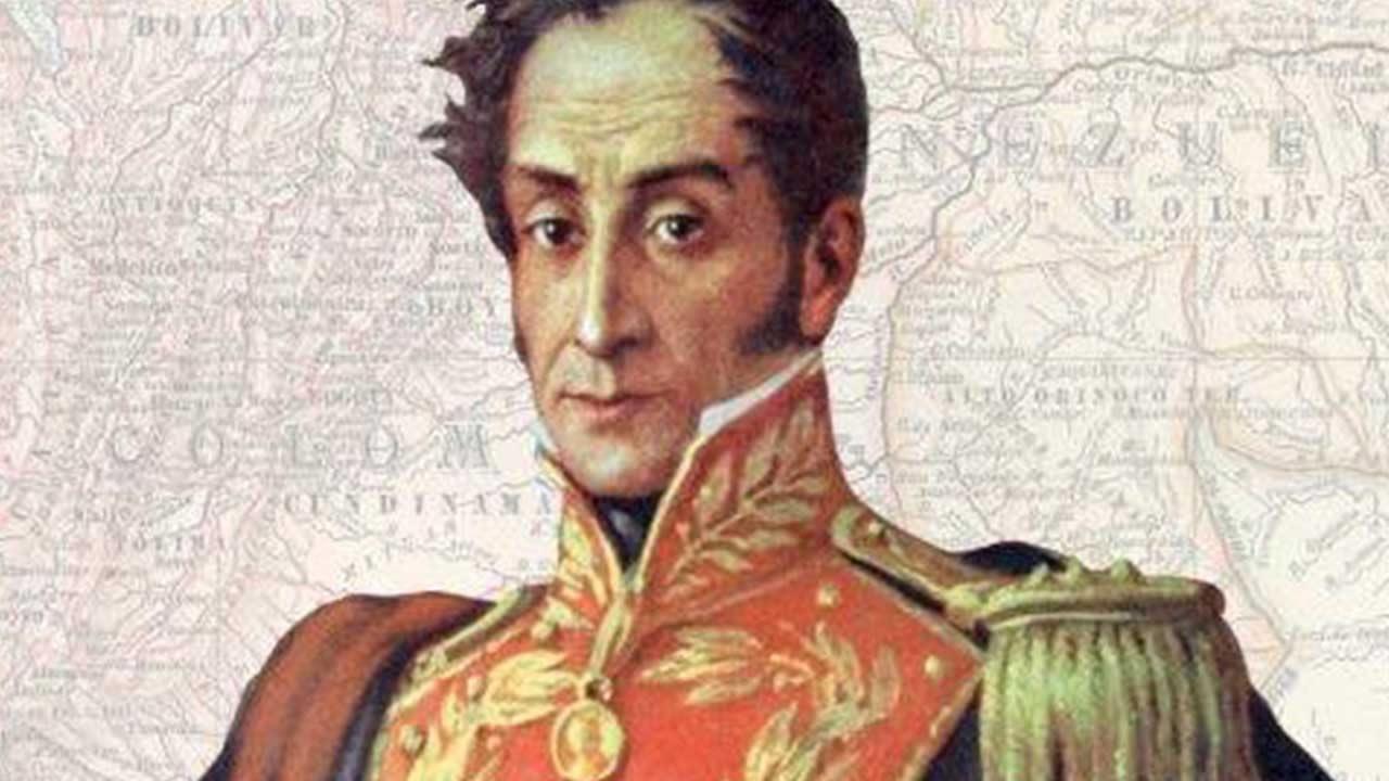 a biography of simon bolivar a venezuelan statesman and military leader Simón josé antonio de la santísima trinidad bolívar y palacios ponte y blanco, commonly known as simón bolívar, was a venezuelan statesman and military leader.