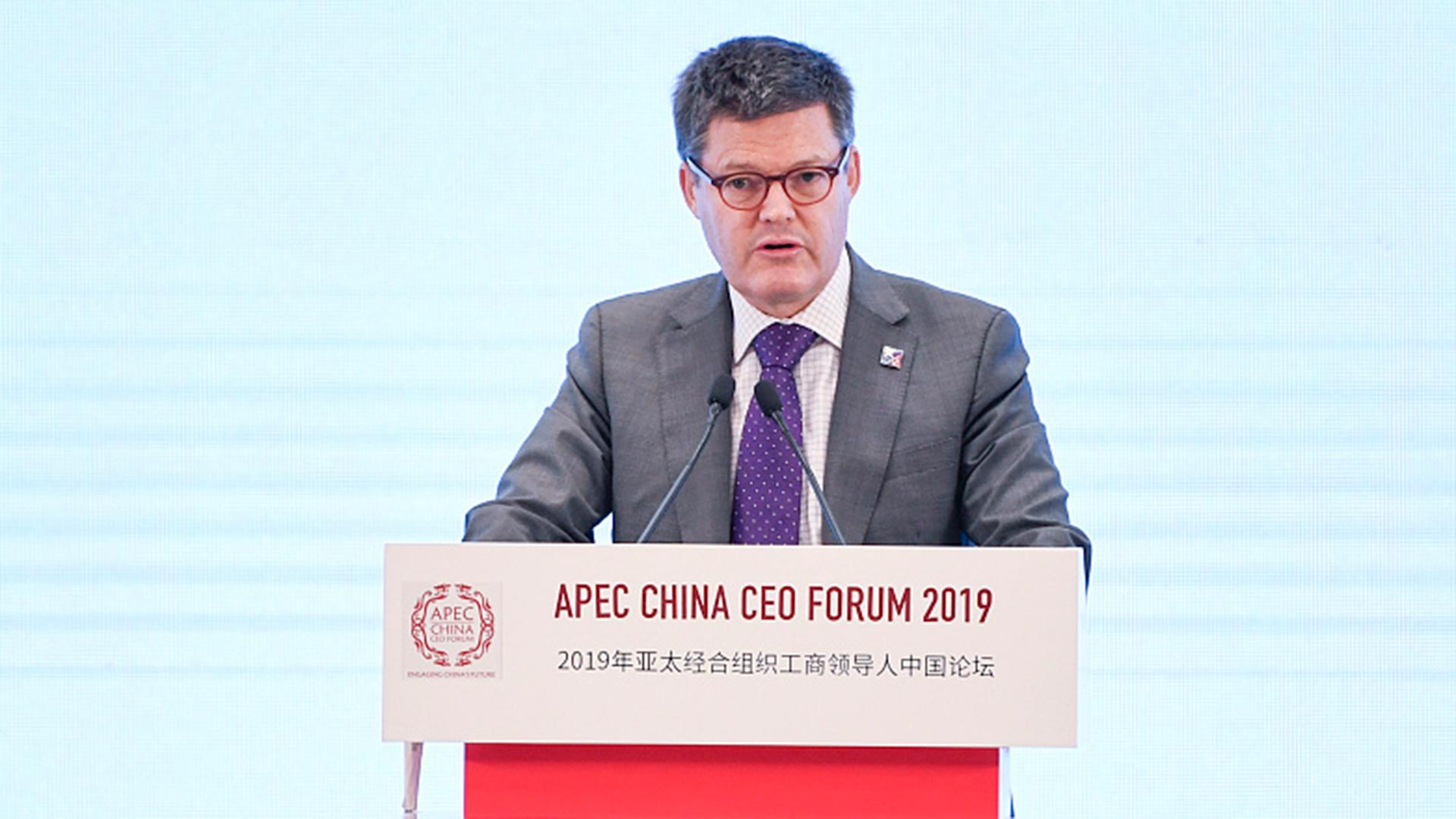 APEC at 30: 2019 SOM chair shares his views - CGTN