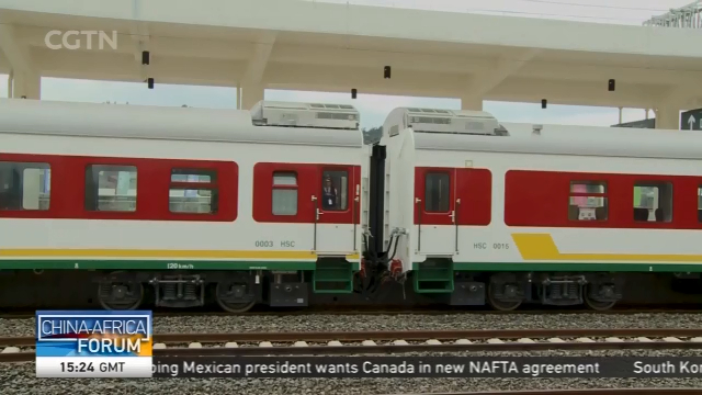 Building a Shared Future: Chinese-funded Ethiopia-Djibouti railway